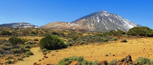 The Teide - Tenerife's highest mountain/volcano