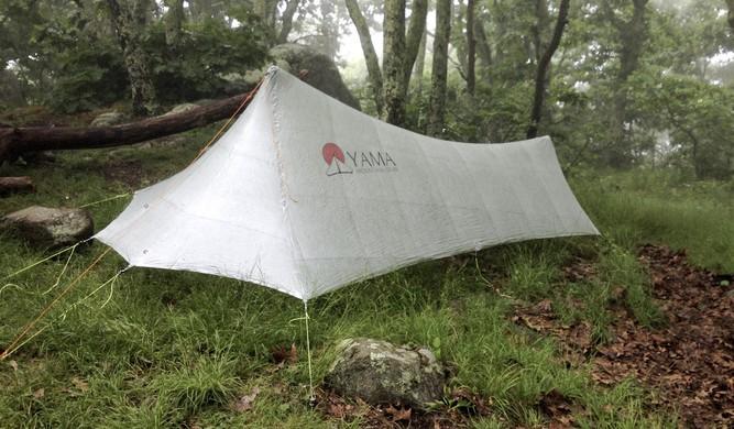Yama cirriform tarp