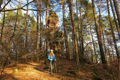 Felsenland Sagenweg