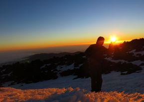 Teide Sunrise