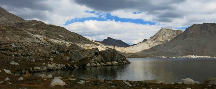Wanda Lake - JMT