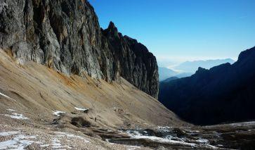 Summiting the Zugspitze
