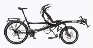 Hase Pino Tour bike