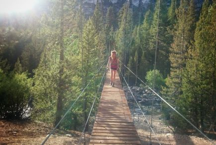 1013 Suspension bridge