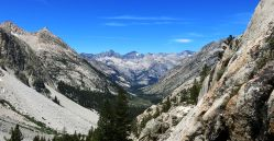 562 Le Conte Canyon to Upper Palisade Lake
