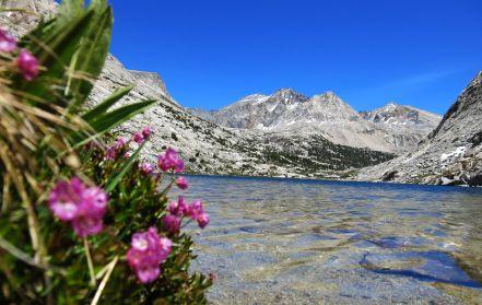 567 Le Conte Canyon to Upper Palisade Lake