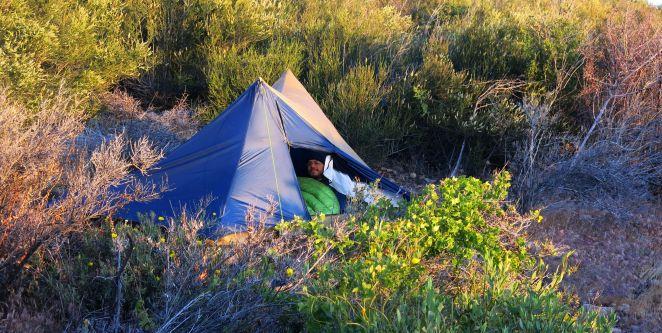 Yama mountain gear swiftline tent