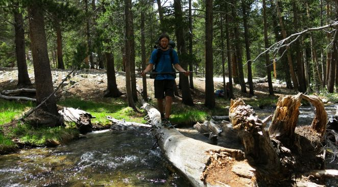 GG LT4 trekking poles