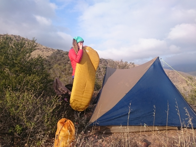 Therm-a-rest XLite Yama Mountain Gear Swiftline