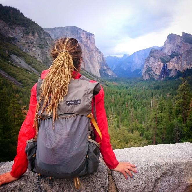 GG Gorilla Yosemite Tunnel View