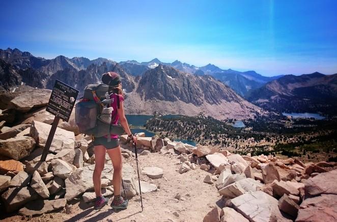 Leki Carbon Lady trekking poles